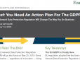 Download: You Need An Action Plan For The GDPR