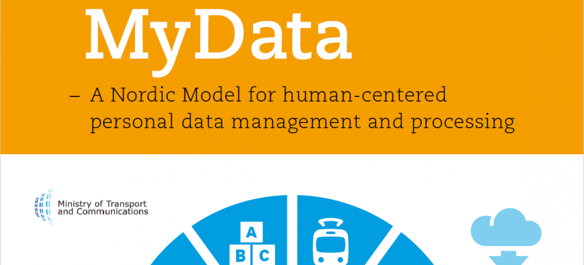 Download: A Nordic Model for human-centered personal data management and processing