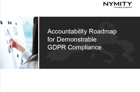 Download: Nymity Accountability Roadmap