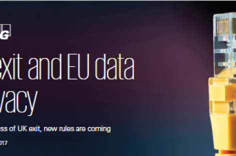 Download: Brexit & EU Data Privacy