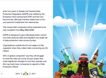 "Download: A LITTLE BEE BOOK  ""How it Works""  GDPR"
