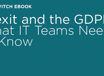DOWNLOAD: Brexit and the GDPR: What IT Teams Need to Know