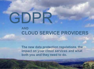 DOWNLOAD: GDPR and Cloud Service Providers – Essential Guide