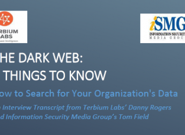 DOWNLOAD: THE DARK WEB: 5 THINGS TO KNOW