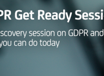 EVENT: GDPR Get Ready Session