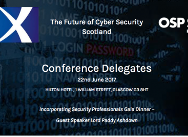 EVENT: The Future of Cyber Security Scotland
