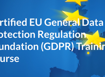 EVENT: Certified EU General Data Protection Regulation Foundation (GDPR) Training Course