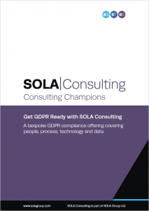 Dowmload the SOLA Consulting Digital Brochure
