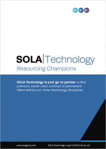 Download the SOLA Technology Brochure
