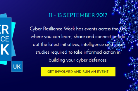 EVENT: Cyber Resilience Week