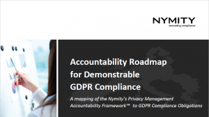 Accountability Roadmap for Demonstrable GDPR Compliance