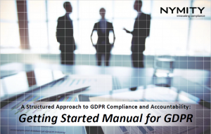 Getting Started with GDPR Compliance