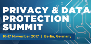EVENT: Privacy & Data Protection Summit - Berlin, November 16 - 17
