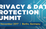 EVENT: Privacy & Data Protection Summit – Berlin, November 16 – 17