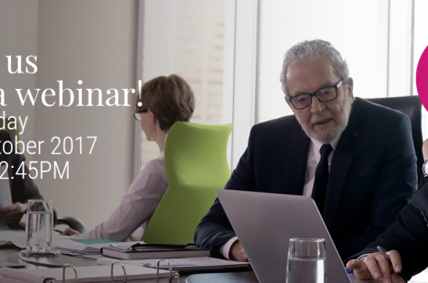 EVENT: GDPR and the Boardroom Webinar
