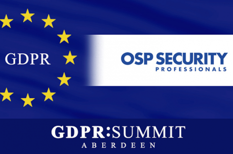 Event: GDPR SUMMIT ABERDEEN