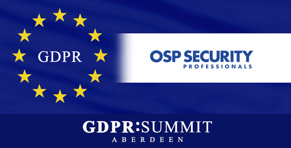 Event: GDPR SUMMIT ABERDEEN 1
