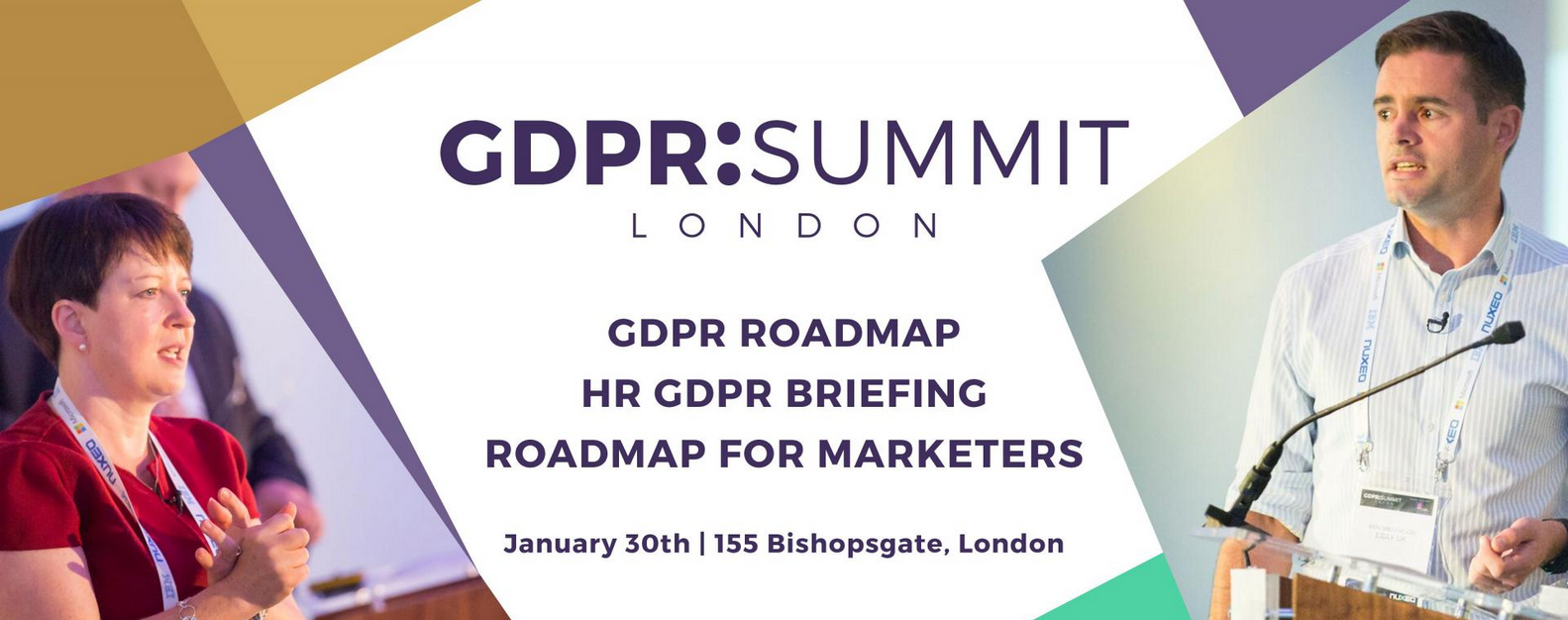 GDPR:Summit London