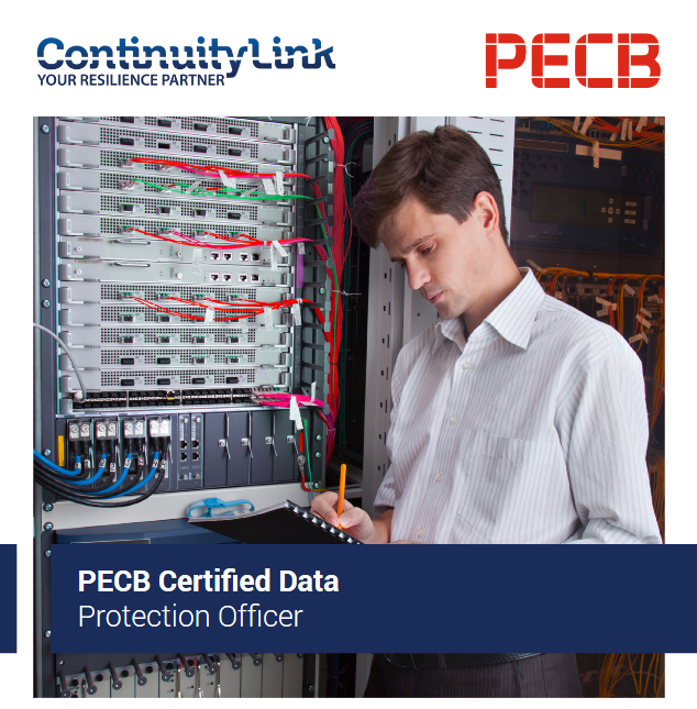 Certified Data Protection Officer (CDPO) Training
