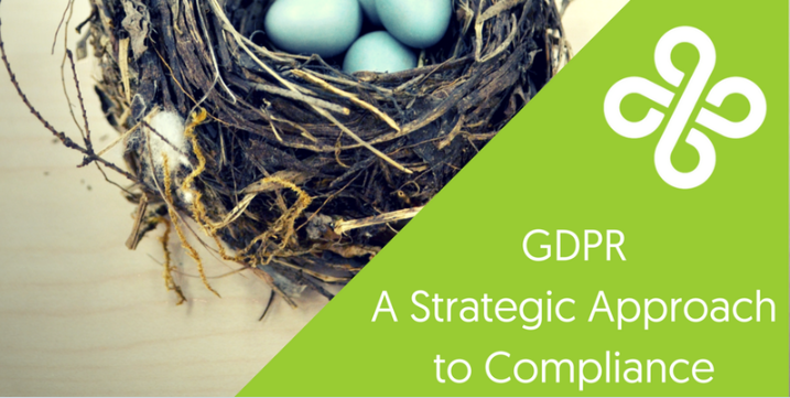 Webinar: GDPR - A Strategic Approach to Compliance