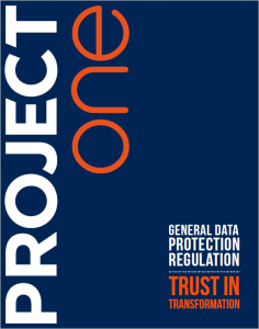 DOWNLOAD: Project One Trust in Transformation