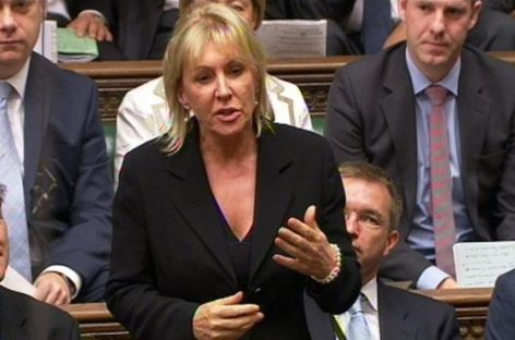 MP Nadine Dorries defends 'shared password' tweet